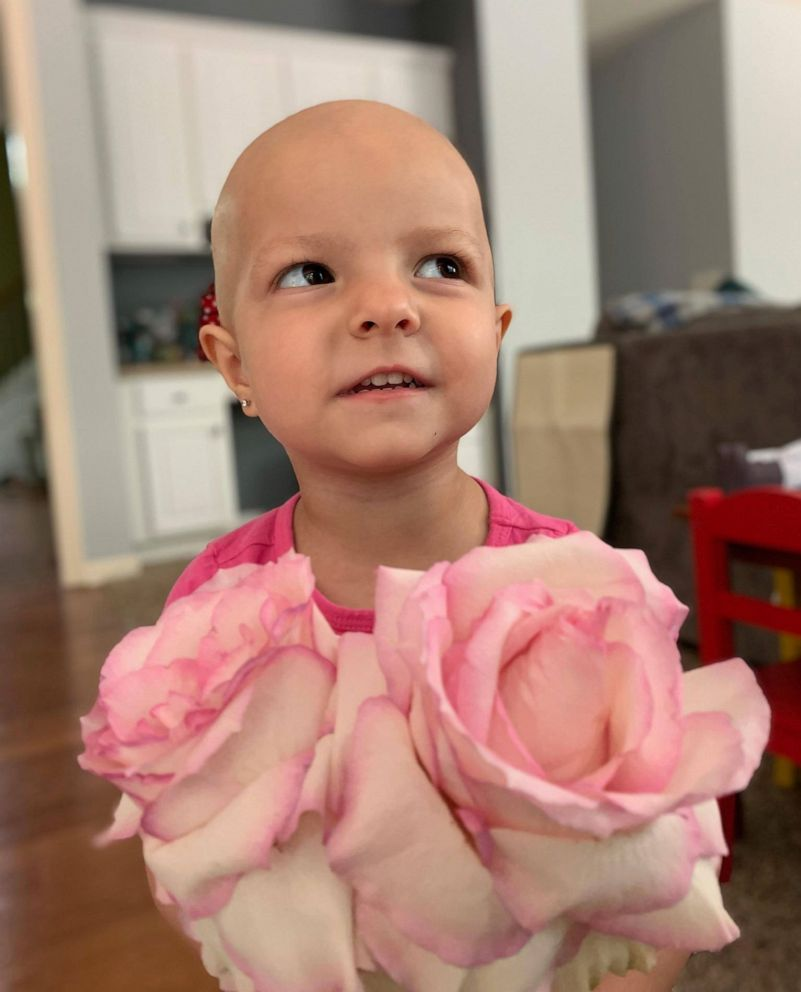 PHOTO: McKenna Shea Xydias, known to family and friends as Kenni, was diagnosed on Feb. 15 with ovarian yolk sac tumor.
