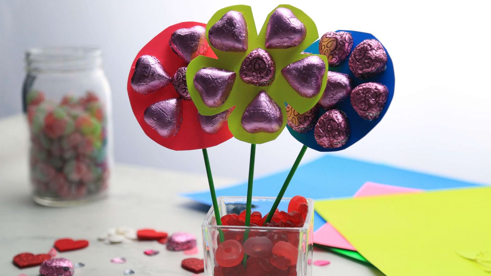 This Diy Chocolate Bouquet Is The Perfect Valentine S Day Gift For Your Sweetie Abc News