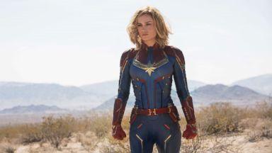 Captain Marvel' star Brie Larson