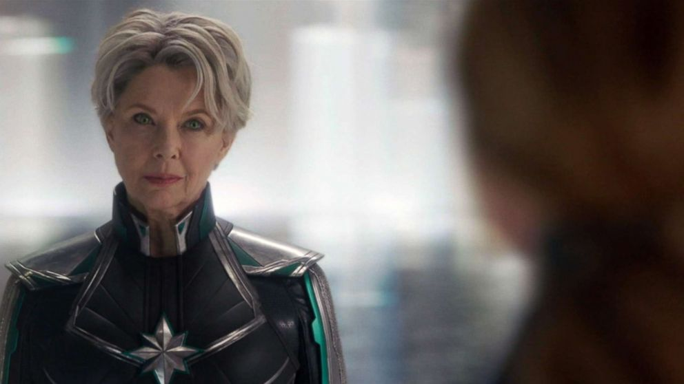 who plays captain marvel