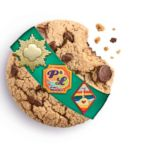Girl Scouts revealed a new caramel chocolate chip cookie for 2019.