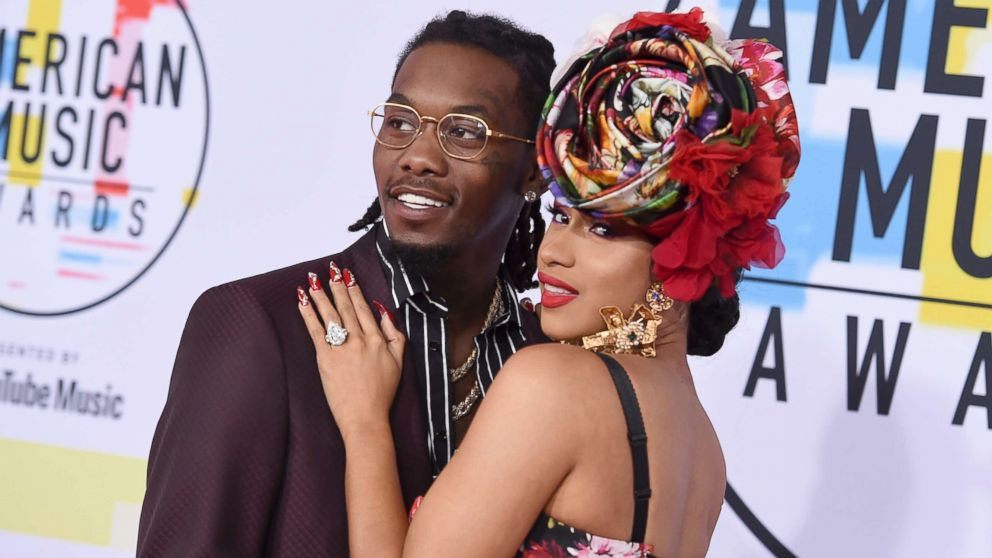 Cardi B Gets Offset S Name Tattooed On Her Body: Cardi B Getting Divorce From Husband, Migos Rapper Offset