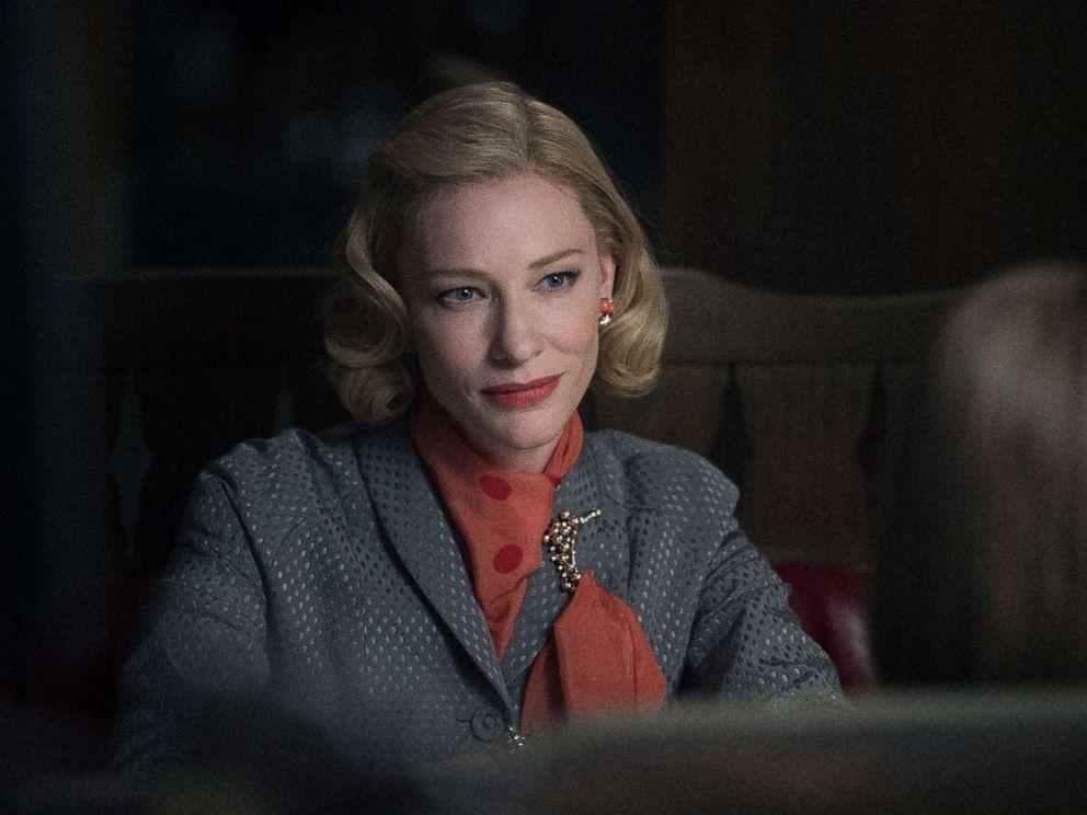 PHOTO: Cate Blanchett stars in Carol, 2015.