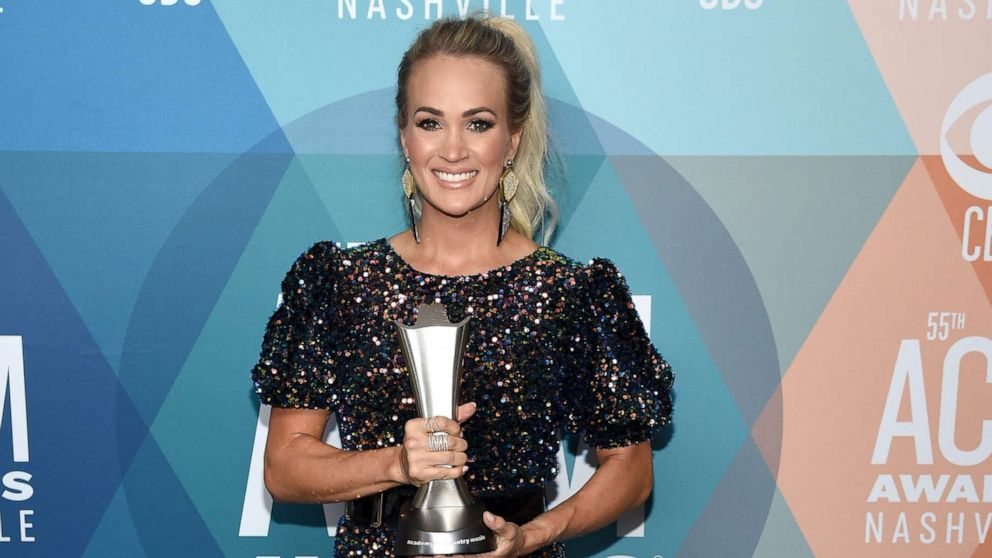 Carrie Underwood feels the love in son Isaiah's heart on 'The Little Drummer Boy'   GMA