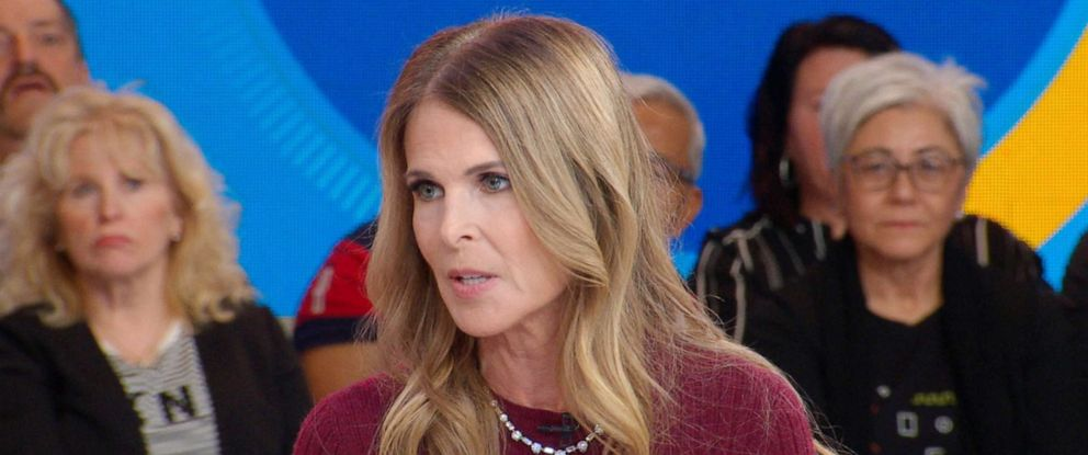 """PHOTO: Catherine Oxenberg appears on """"Good Morning America,"""" Sept. 18, 2019."""