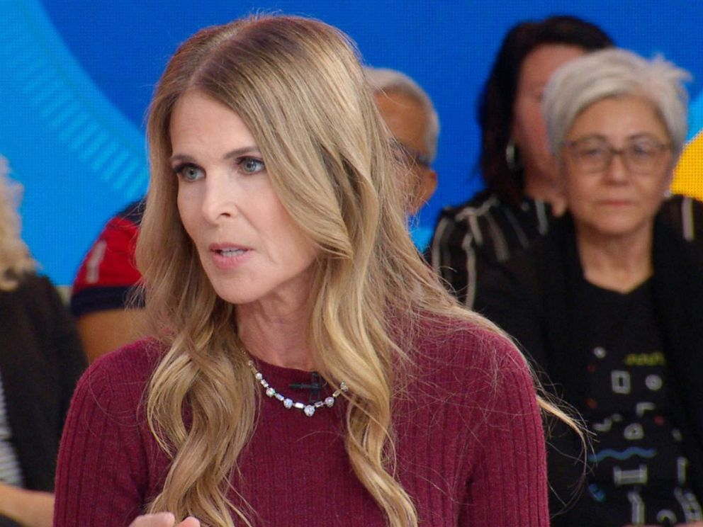 PHOTO: Catherine Oxenberg appears on Good Morning America, Sept. 18, 2019.