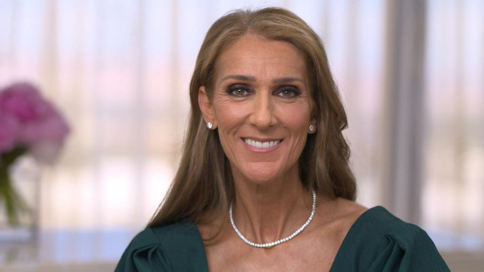 Celine Dion announces 'Courage' world tour