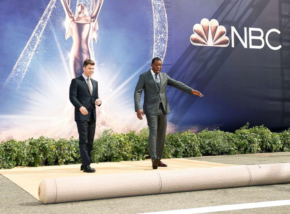 'Mrs. Maisel' off to marvelous start at Emmy Awards