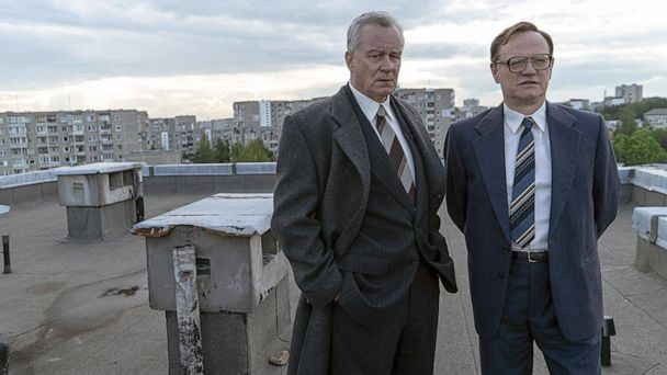 Jared Harris talks 'Chernobyl' and his role as a Soviet scientist