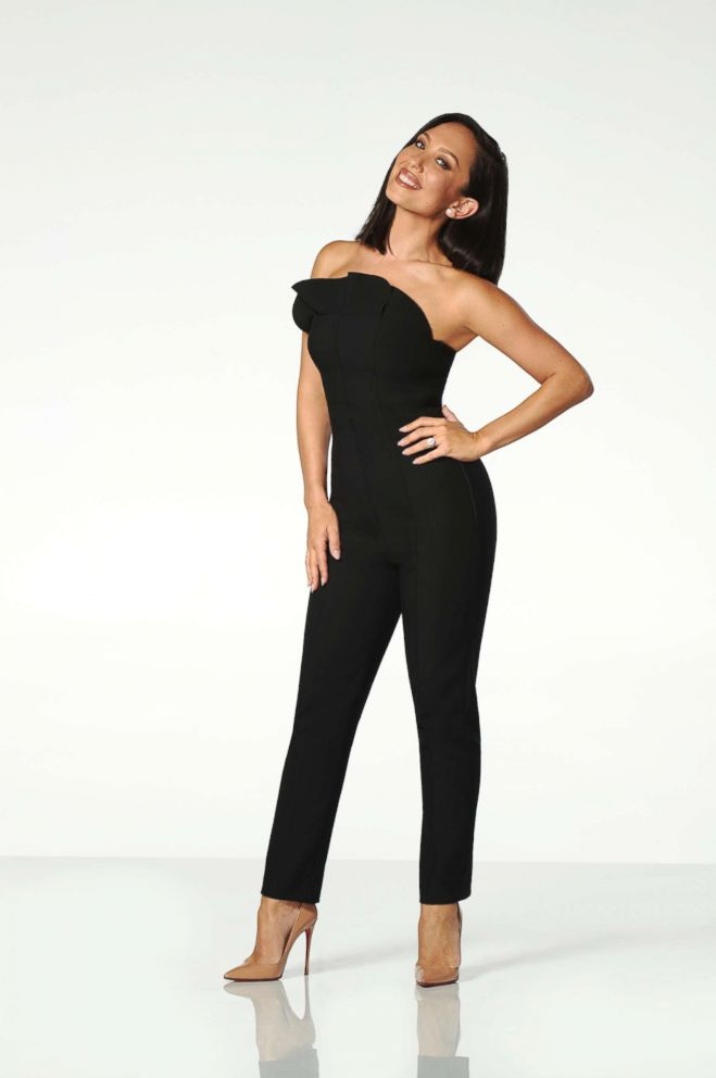 PHOTO: Cheryl Burke from Dancing with the Stars: Juniors is pictured.