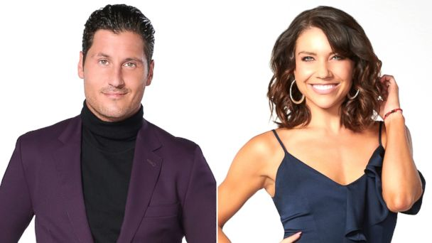 who is val from dwts engaged to