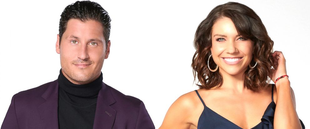 """PHOTO: Val Chmerkovskiy and Jenna Johnson from """"Dancing with the Stars"""" are pictured."""