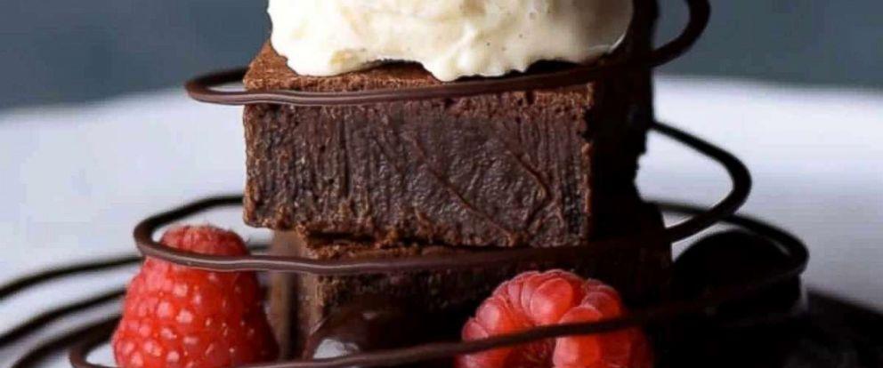 PHOTO: Chocolate Spiral Cake