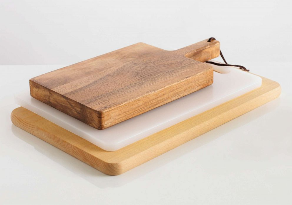 PHOTO: Chopping boards are pictured in this undated stock photo.