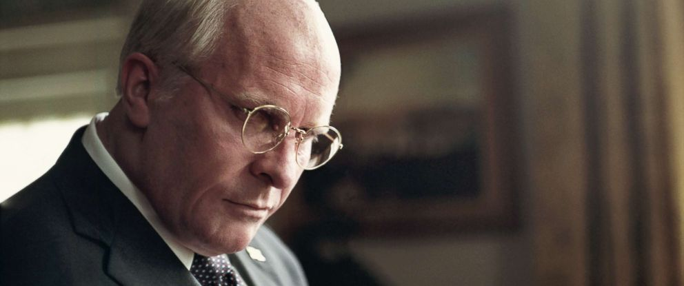 "PHOTO: Christian Bale as Dick Cheney in ""Vice."""