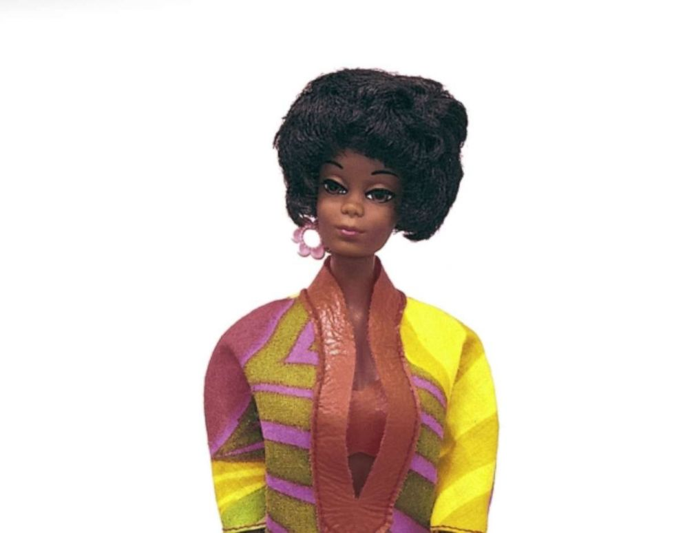 PHOTO: Christie, Barbies first African American friend, debuted in 1969.
