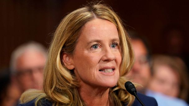 Christine Blasey Ford reveals who inspired her to testify about Kavanaugh