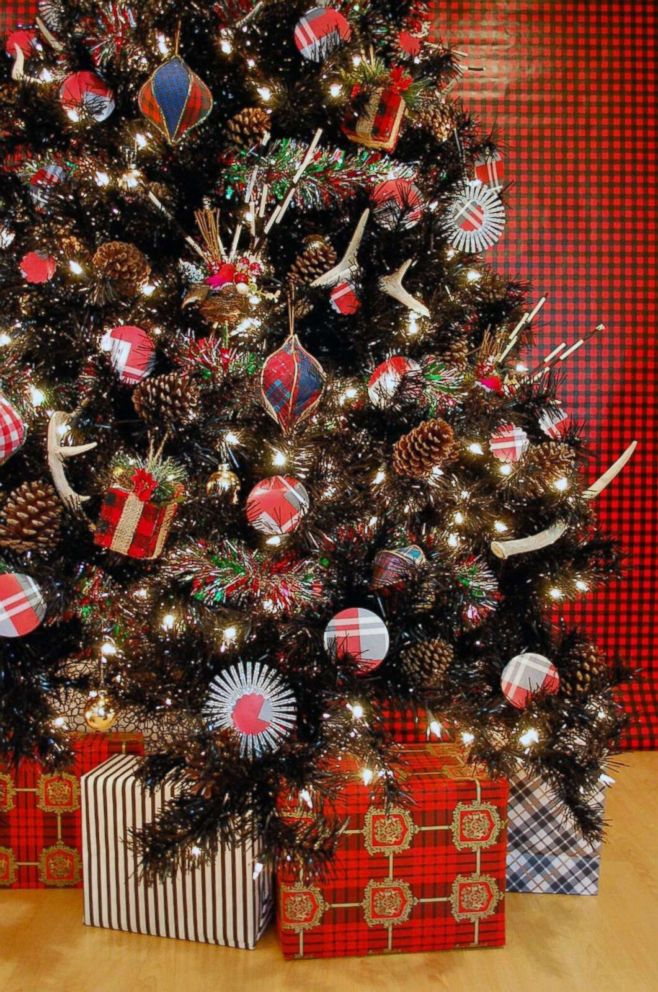 PHOTO: Treetopia.com offers multiple varieties of black Christmas trees and tips to decorate.