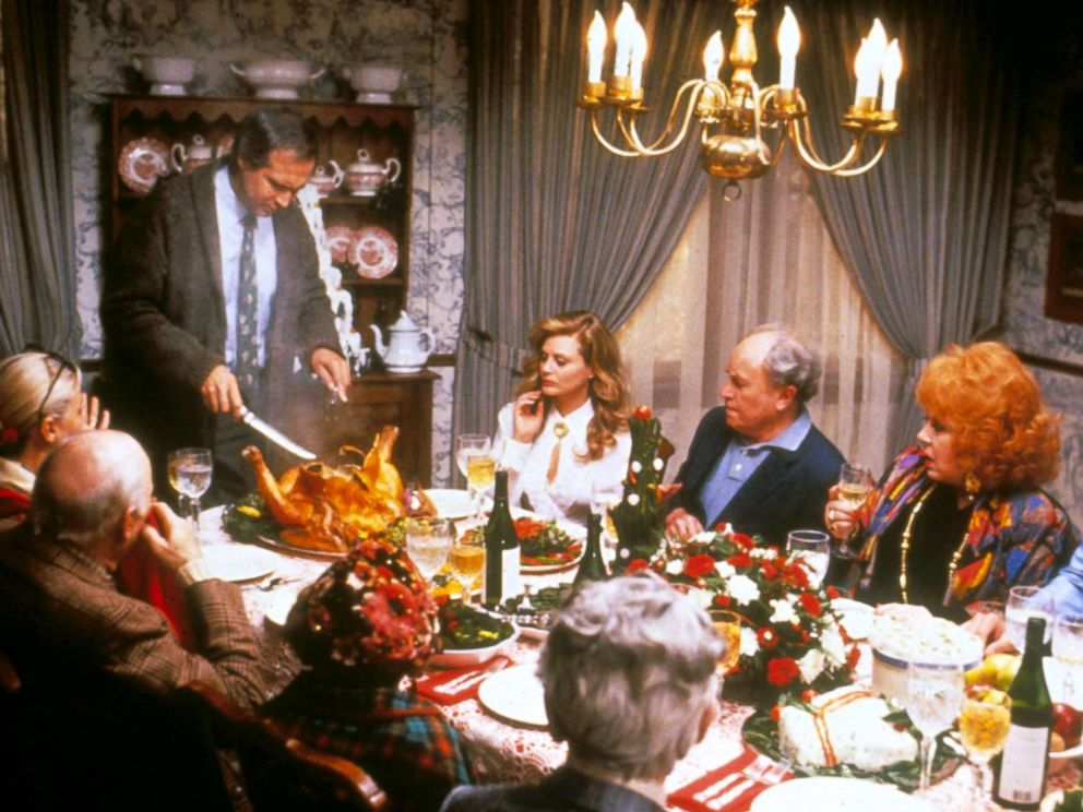 PHOTO: Scene from National Lampoons Christmas Vacation.