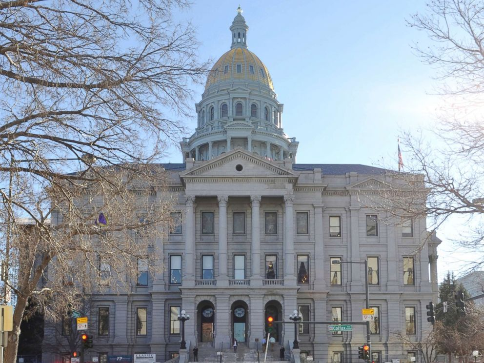 PHOTO: The Colorado state Capitol building is pictured on Jan. 4, 2018.