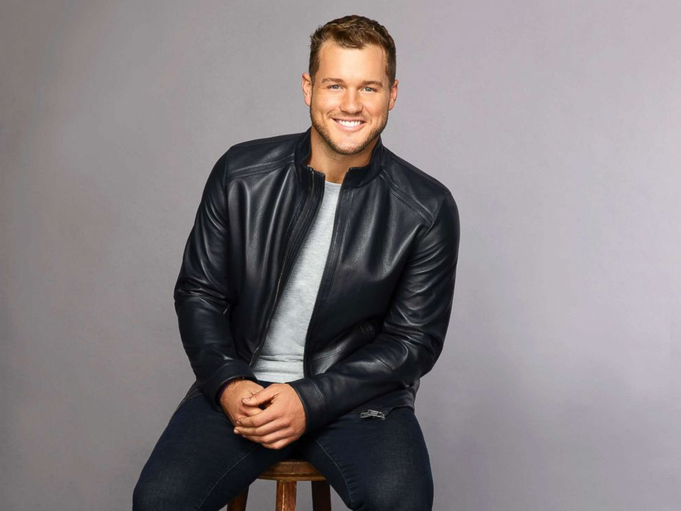 PHOTO: Colton Underwood is The Bachelor.