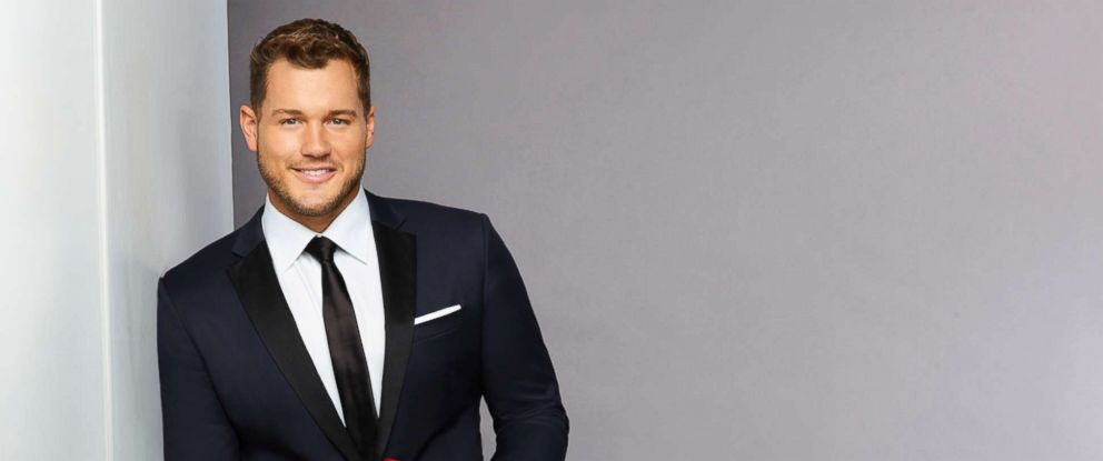 "PHOTO: Colton Underwood is ""The Bachelor,"" for season 14."