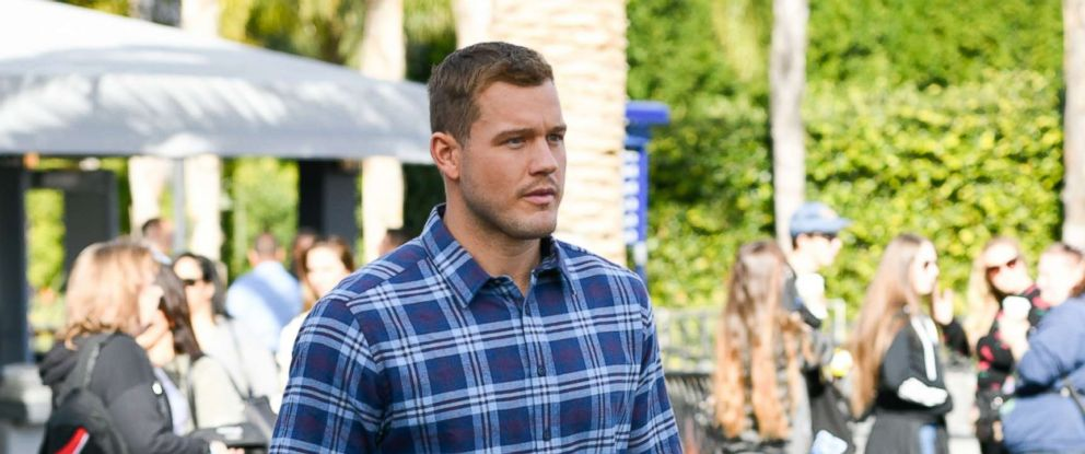 PHOTO: Colton Underwood, Jan. 8, 2019, in Universal City, Calif.