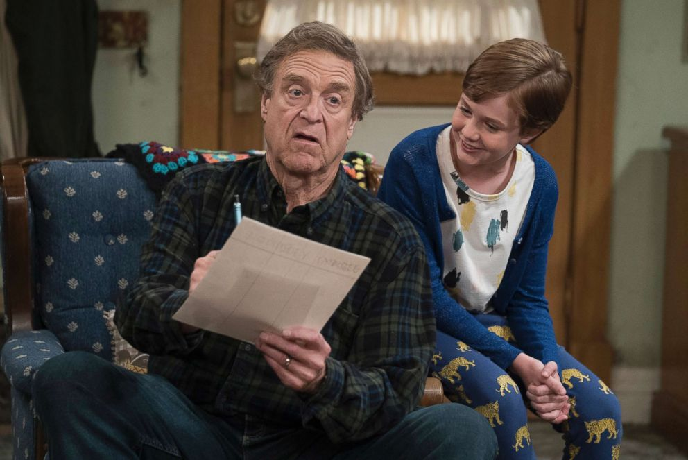 PHOTO: A scene from The Conners.
