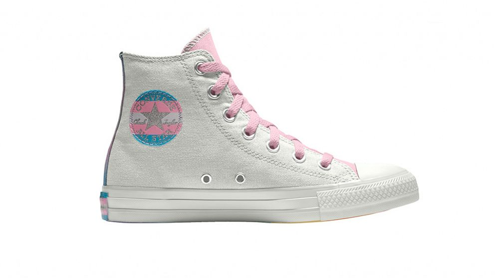 d233e304740c3c Converse introduces trans-themed sneakers for Pride - ABC News