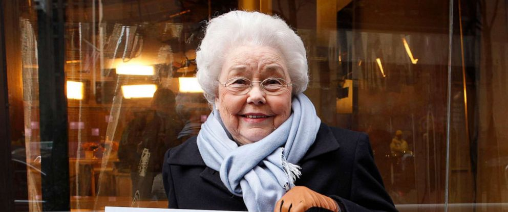 PHOTO: Ann Turner Cook, whose baby face launched the iconic Gerber logo, attends an event, Nov. 6, 2012 in New York City.