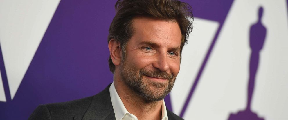 PHOTO: Bradley Cooper arrives at the 91st Academy Awards Nominees Luncheon, Feb. 4, 2019, at The Beverly Hilton Hotel in Beverly Hills, Calif.