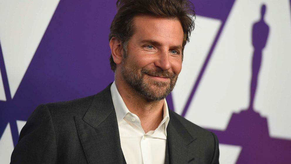 Bradley Cooper arrives at the 91st Academy Awards Nominees Luncheon, Feb. 4, 2019, at The Beverly Hilton Hotel in Beverly Hills, Calif.