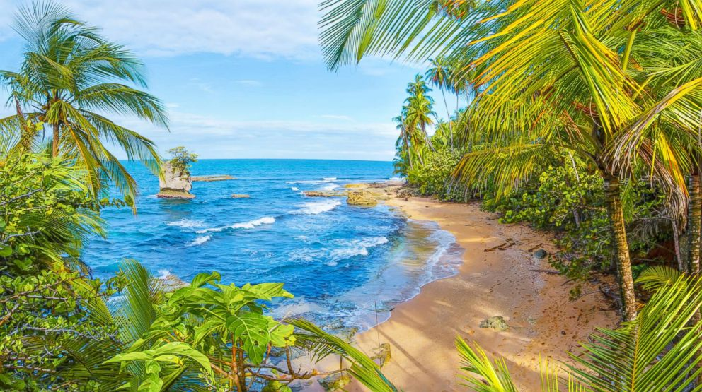 PHOTO: A trip to Costa Rica and Panama is one of the options for top Oscar nominees to choose from in their unofficial gift bag.