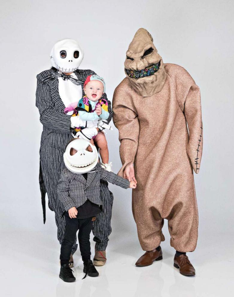 Nightmare Before Christmas-Oogie Boogie Prestige Adult Costume