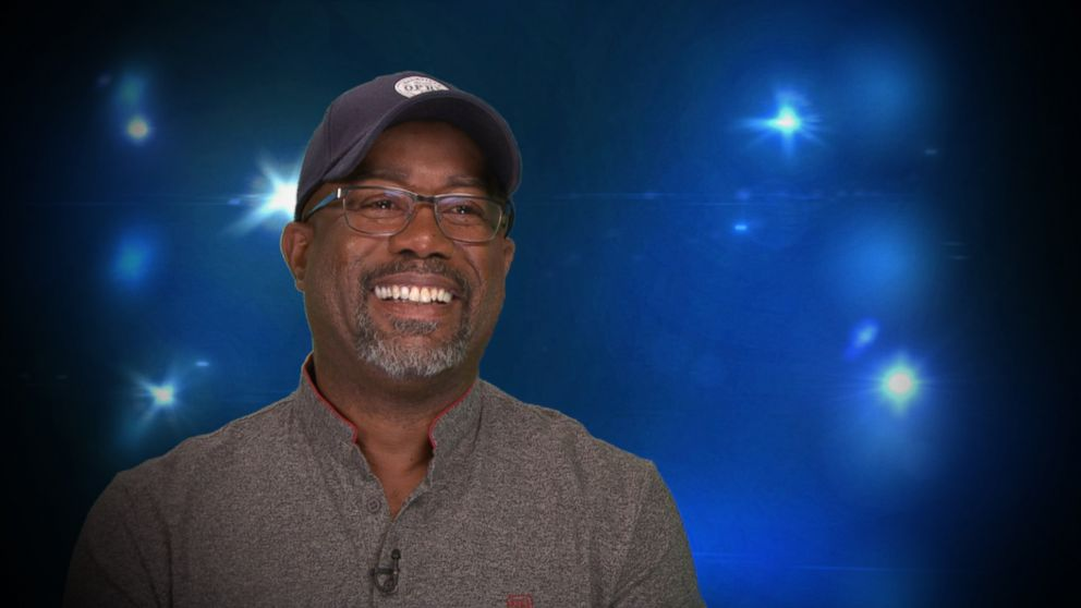PHOTO: Darius Rucker appears in an interview for the ABC special, Country Musics Biggest Stars: In the Spotlight with Robin Roberts.