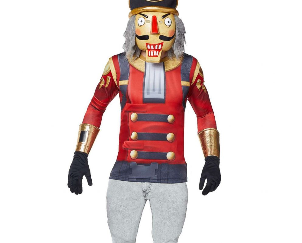 PHOTO: The adult crackshot costume from Fortnite is available for $59.99.
