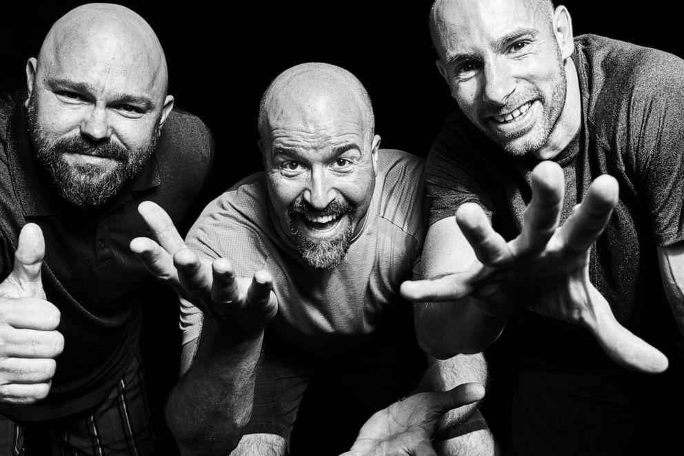 PHOTO: Chris, Adam and Davis from Comprehensive Cranium Care.