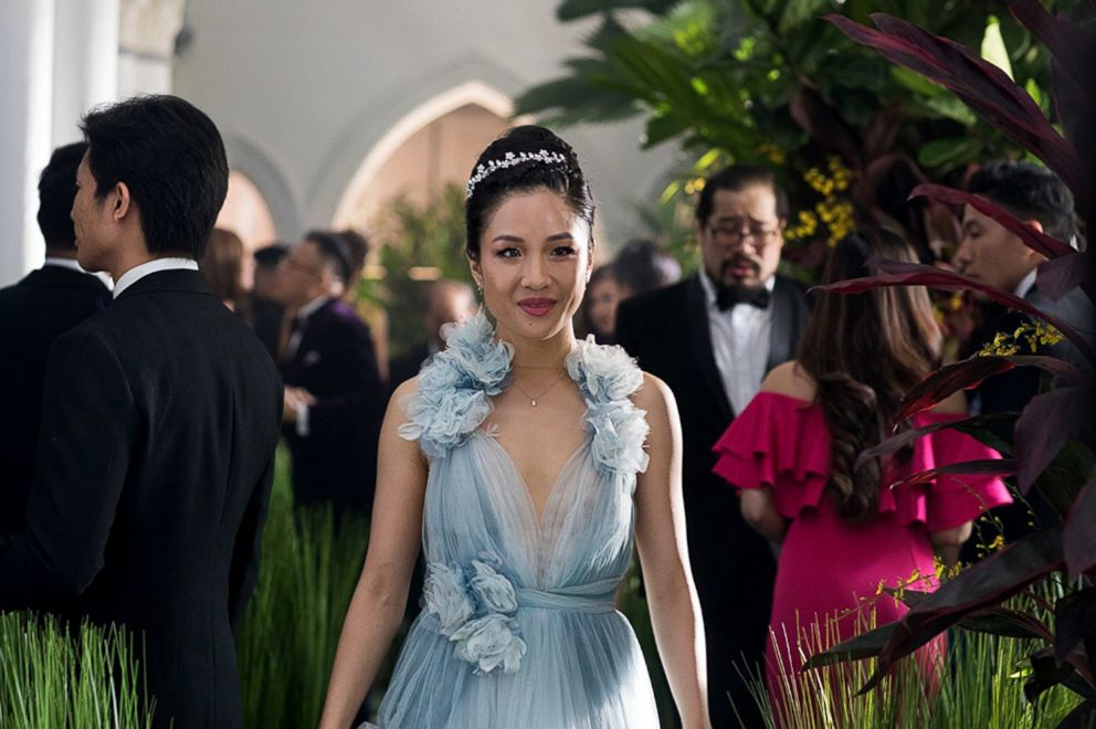 PHOTO: Constance Wu in a scene by Crazy Rich Asians