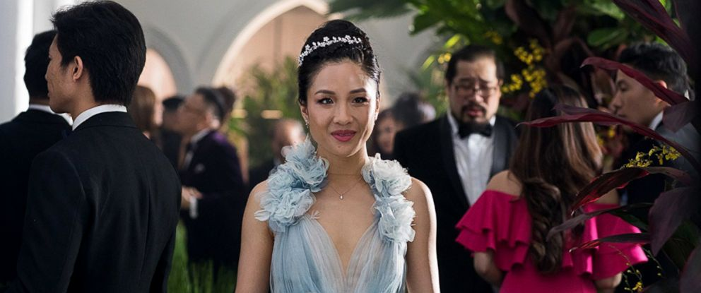 """PHOTO: Constance Wu in a scene from """"Crazy Rich Asians."""""""