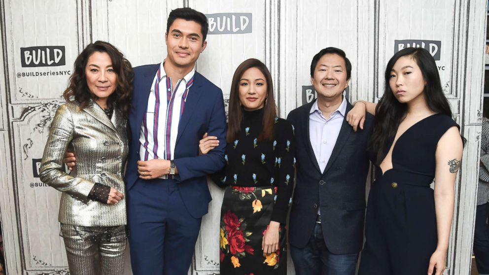 'Crazy Rich Asians' blows up the weekend box office