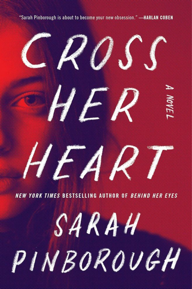 PHOTO: Cross Her Heart by Sarah Pinborough