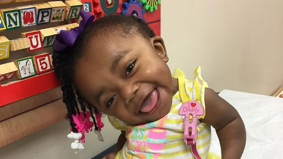 Cyn'niah Burton, aka Little Cee Bitty Bee, has racked up hundreds of thousands of views on Facebook showing off her infectious personality.