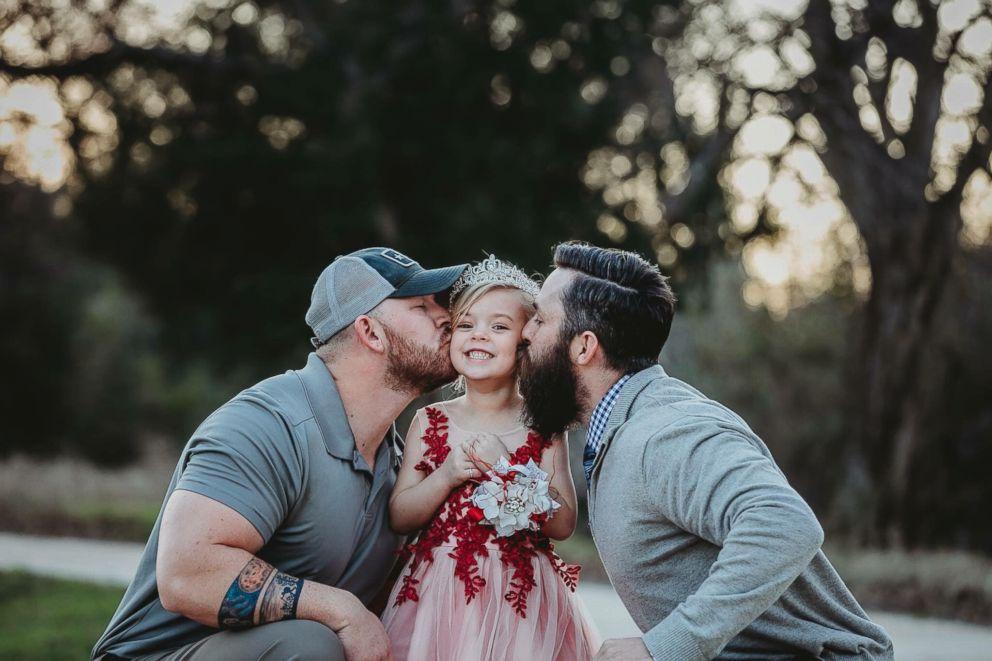 Step Daughter Taking Care Dad