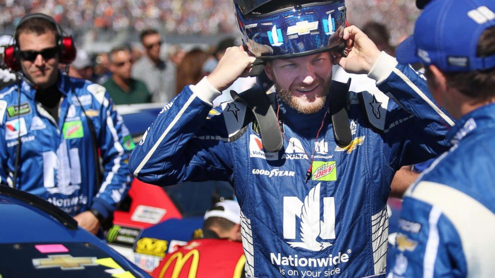 NASCAR great Dale Earnhardt Jr. says he knew concussions put him in 'real danger'