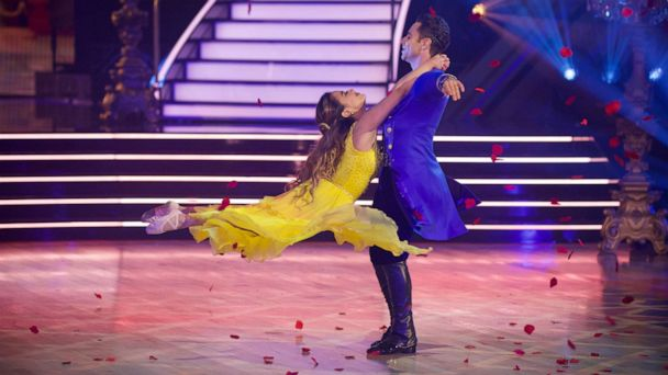 'Dancing With the Stars' season 28 'Disney Night' recap: No one goes home, Ally Brooke finishes in first