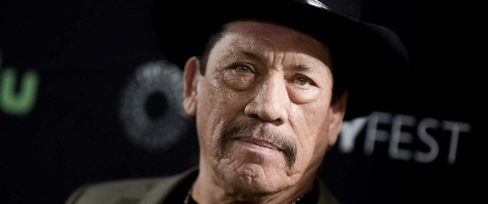 "PHOTO: In this Sept. 9, 2016 file photo, Danny Trejo attends the ""From Dusk till Dawn: The Series"" screening and panel discussion at the 2016 PaleyFest Fall TV Previews in Beverly Hills, Calif."