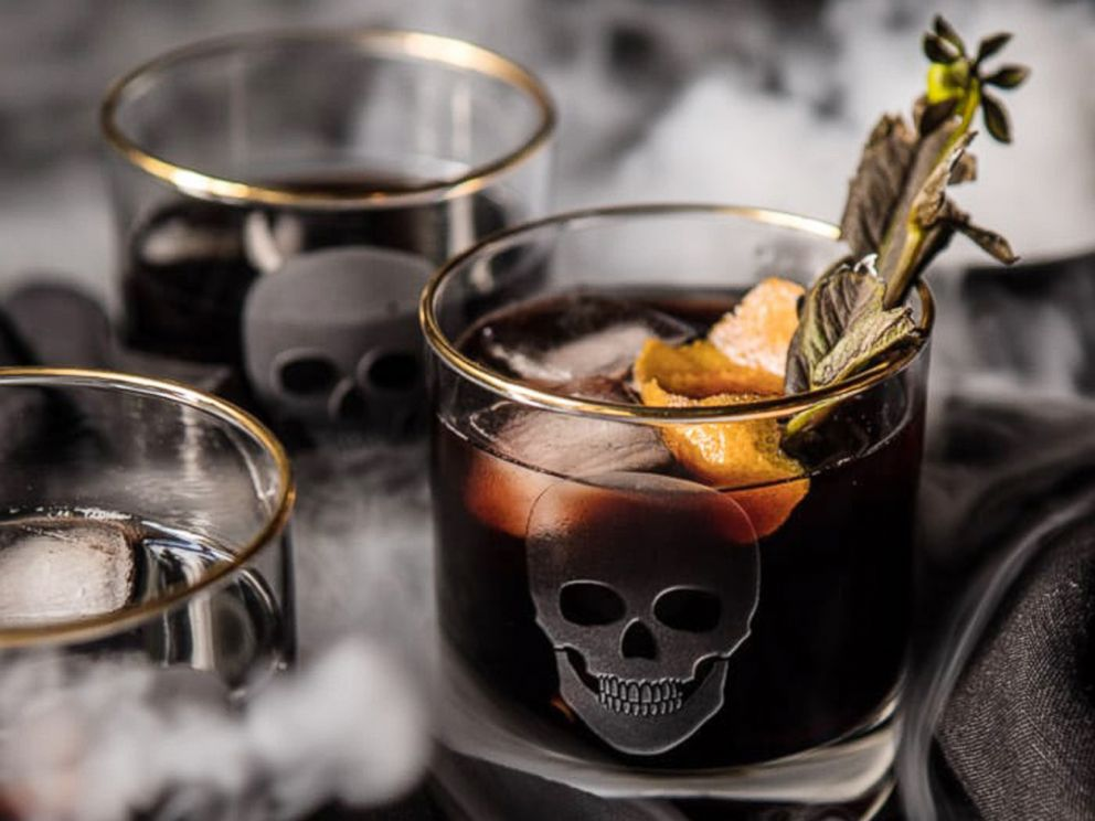 PHOTO: Death eater negroni from Half Baked Harvest.