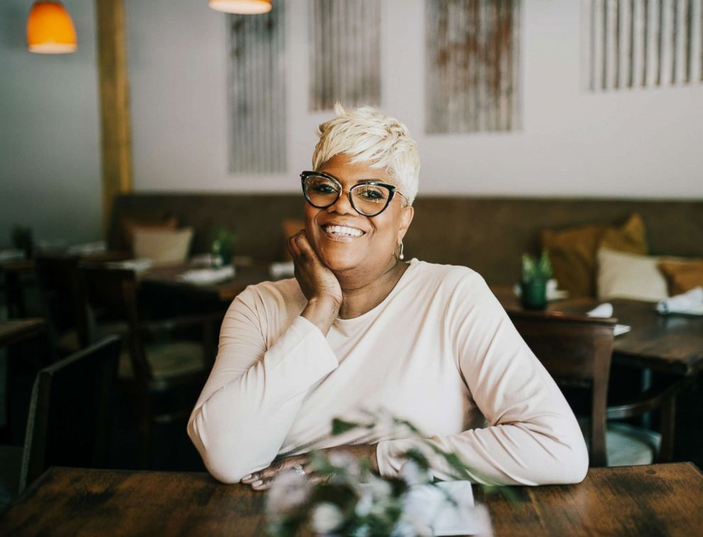 PHOTO: Deborah VanTrece executive chef and owner of Twisted Soul Cookhouse & Pours, Atlanta.