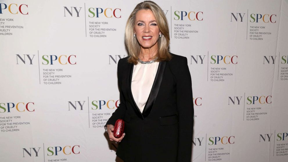 Deborah Norville attends the New York Society for the Prevention of Cruelty to Children's 2018 Food & Wine gala at the Metropolitan Club in New York City, Nov. 6, 2018.