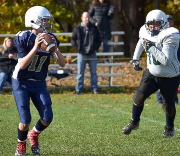 New England Patriots Julian Edelman Surprises Teen Girl